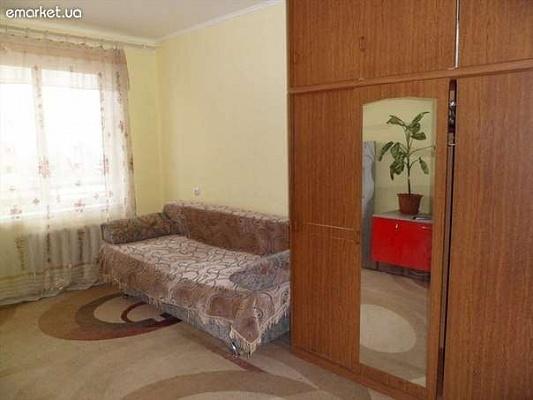 1-комнатная квартира посуточно в Сумах. Заречный район, харьковская28. Фото 1