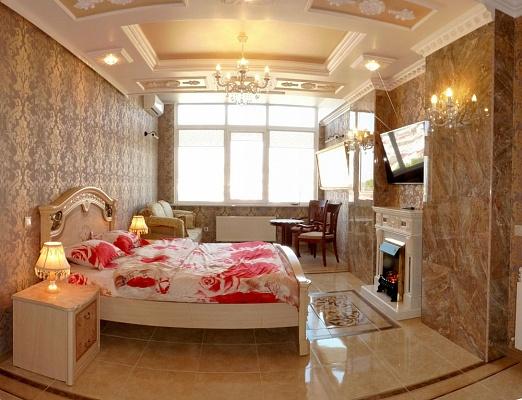 1-комнатная квартира посуточно в Севастополе. Ленинский район, ул. Сенявина, 5. Фото 1