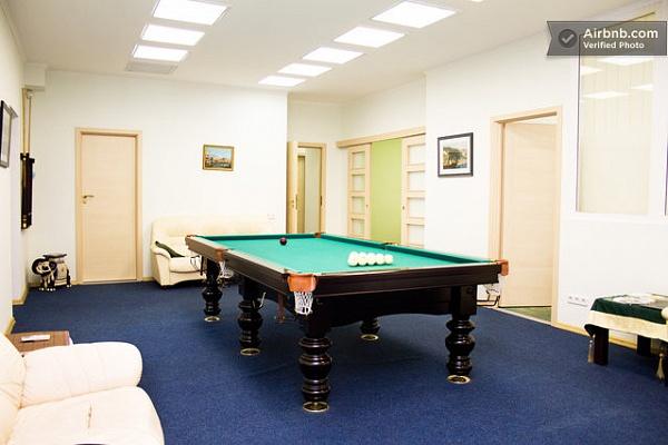 4-комнатная квартира посуточно в Одессе. Приморский район, ул. Среднефонтанская, 19-Б. Фото 1
