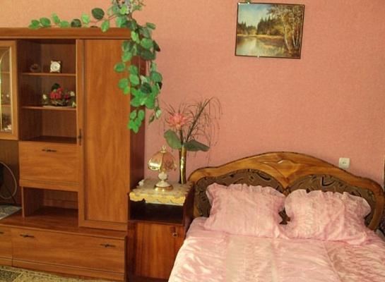 1-комнатная квартира посуточно в Севастополе. Гагаринский район, Октябрьской революции, 43. Фото 1