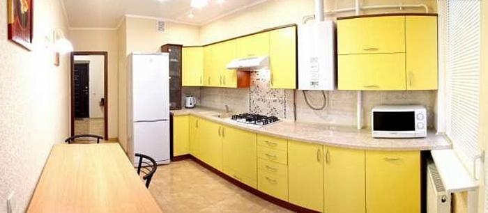1-комнатная квартира посуточно в Севастополе. Ленинский район, Пожарова, 20. Фото 1