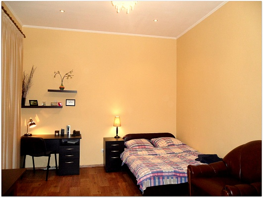 1-комнатная квартира посуточно в Одессе. Приморский район, ул. Осипова, 25. Фото 1