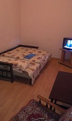 1-комнатная квартира посуточно в Львове. Железнодорожный район, ул. М.Вовчка, 32. Фото 1
