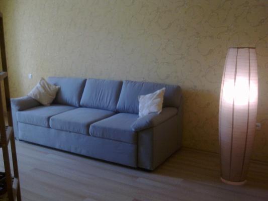 1-комнатная квартира посуточно в Ялте. пер.Киевский, 14. Фото 1
