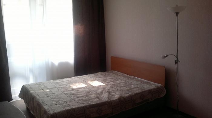1-комнатная квартира посуточно в Харькове. Московский район, ул. Героев Труда, 32. Фото 1