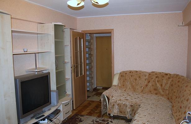 2-комнатная квартира посуточно в Киеве. Голосеевский район, ул. Красноармейская, 124а. Фото 1