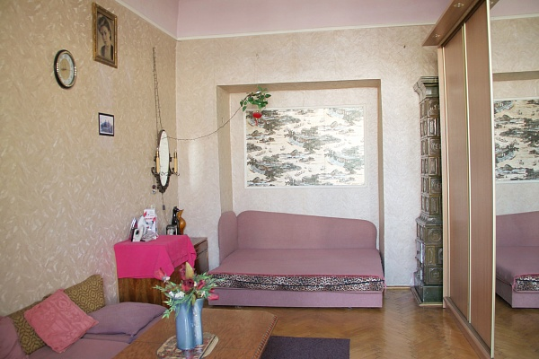 1-комнатная квартира посуточно в Львове. Галицкий район, ул. Данилишина, 2. Фото 1