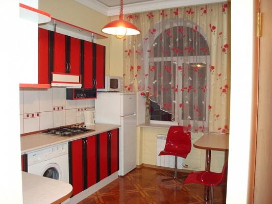 2-комнатная квартира посуточно в Киеве. Шевченковский район, ул. Олеся Гончара, 55. Фото 1