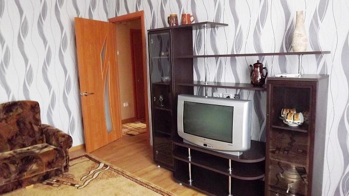 2-комнатная квартира посуточно в Судаке. ул. Бирюзова, 4. Фото 1