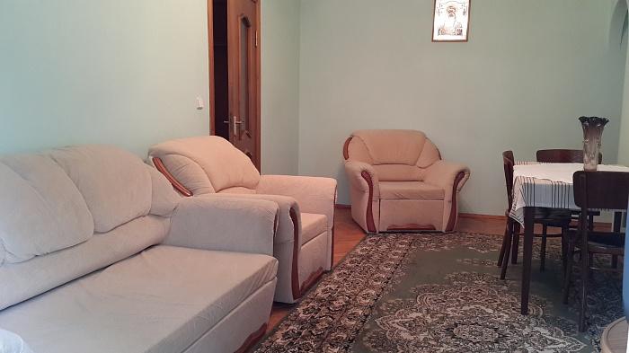 3-комнатная квартира посуточно в Львове. Франковский район, ул. Похылая, 5. Фото 1