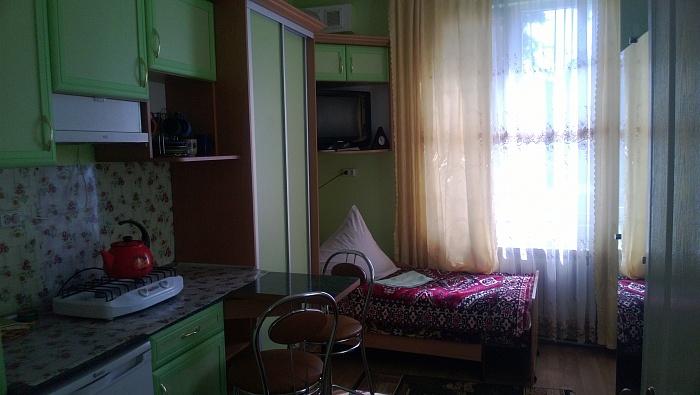1-комнатная квартира посуточно в Моршине. ул. И. Франко, 40. Фото 1