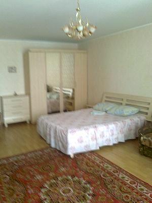 1-комнатная квартира посуточно в Киеве. Дарницкий район, ул. Ялтинская, 5. Фото 1