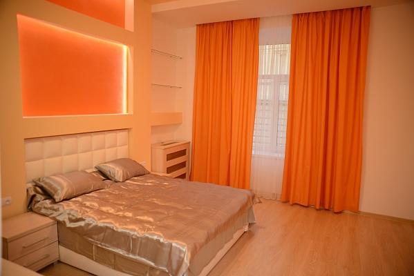 1-комнатная квартира посуточно в Львове. Галицкий район, ул. Джохара Дудаева, 10. Фото 1