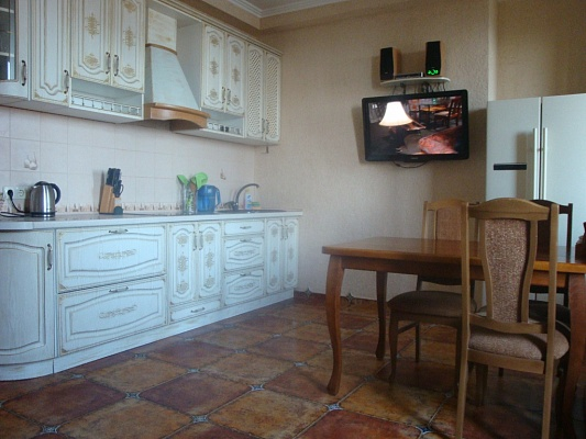 1-комнатная квартира посуточно в Одессе. Приморский район, ул. Базарная, 5/3. Фото 1