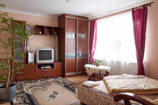 1-комнатная квартира посуточно в Львове. Франковский район, ул. Бойчука, 26. Фото 1