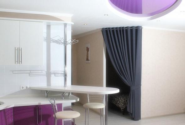 1-комнатная квартира посуточно в Николаеве. Заводской район, ул. Соборная (Советская), 9. Фото 1