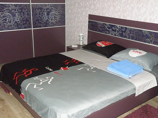 3-комнатная квартира посуточно в Киеве. Шевченковский район, ул. Саксаганского, 104. Фото 1