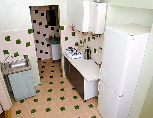 1-комнатная квартира посуточно в Львове. Галицкий район, ул. Пантелеймона Кулиша, 18. Фото 1