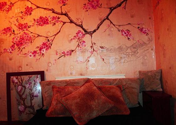 1-комнатная квартира посуточно в Херсоне. Днепровский район, Кулика, 133. Фото 1