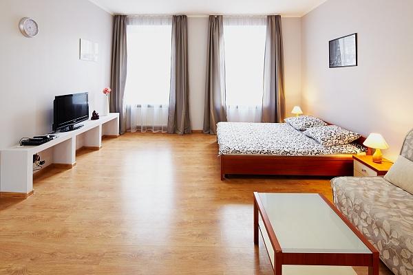 1-комнатная квартира посуточно в Львове. Галицкий район, ул. Шпитальная, 8. Фото 1