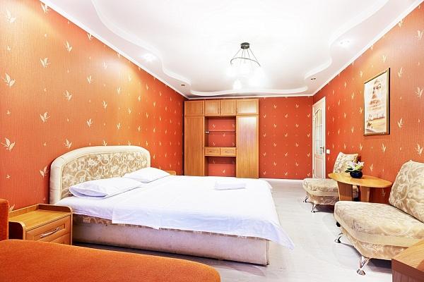 2-комнатная квартира посуточно в Киеве. ул. Большая Васильковская (Красноармейская), 104. Фото 1