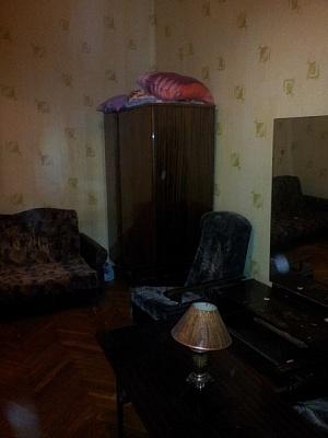 1-комнатная квартира посуточно в Одессе. Приморский район, ул. Канатная, 91. Фото 1