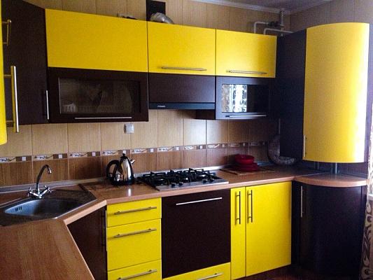 1-комнатная квартира посуточно в Новой Каховке. ул. Довженко, 29. Фото 1