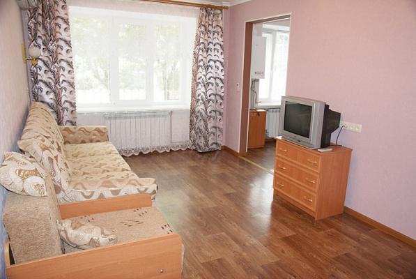 1-комнатная квартира посуточно в Бердянске. ул. Горбенко, 9. Фото 1