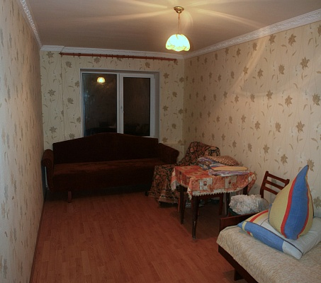 1-комнатная квартира посуточно в Алупке. sdfsd, 25. Фото 1