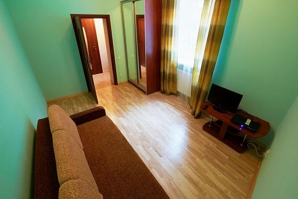 1-комнатная квартира посуточно в Львове. Галицкий район, ул. Григоровича, 6. Фото 1