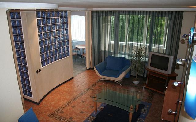 1-комнатная квартира посуточно в Киеве. Печерский район, б-р Леси Украинки, 5А. Фото 1