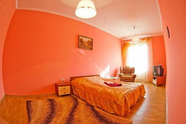 1-комнатная квартира посуточно в Львове. Галицкий район, ул. Крушельницкой, 25. Фото 1