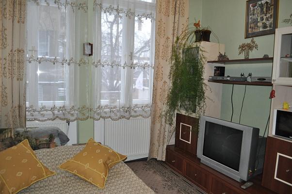 1-комнатная квартира посуточно в Львове. Галицкий район, ул. Грабовского, 6. Фото 1