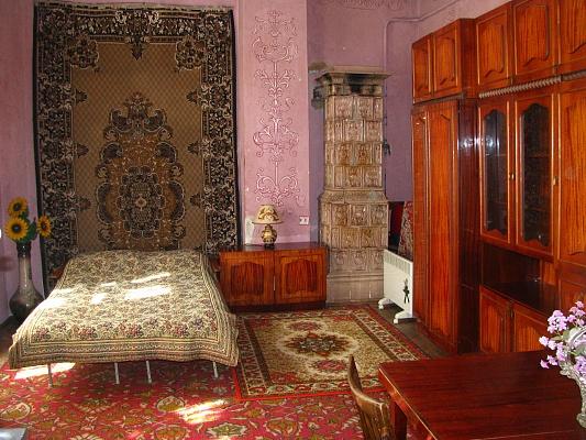 1-комнатная квартира посуточно в Львове. Галицкий район, ул. Городоцкая, 45. Фото 1