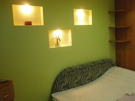 1-комнатная квартира посуточно в Виннице. Замостянский район, ул. Стеценка, 58. Фото 1