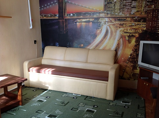 1-комнатная квартира посуточно в Одессе. Приморский район, ул. Жуковского, 25. Фото 1