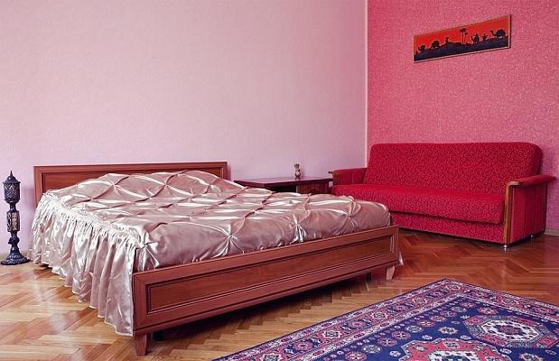 1-комнатная квартира посуточно в Львове. Лычаковский район, ул. К. Левицкого, 9. Фото 1