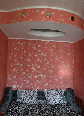 1-комнатная квартира посуточно в Днепропетровске. Кировский район, курчатова, 2. Фото 1