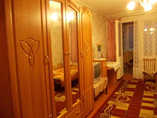 1-комнатная квартира посуточно в Алуште. ул. Судакская, 2. Фото 1