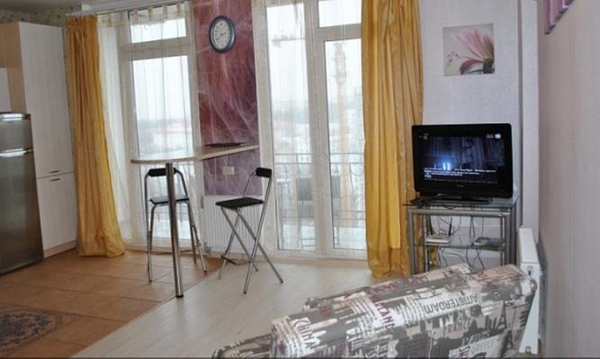 1-комнатная квартира посуточно в Севастополе. Ленинский район, , Крепостной,, 4б. Фото 1