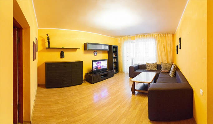2-комнатная квартира посуточно в Киеве. Печерский район, б-р Леси Украинки, 24. Фото 1