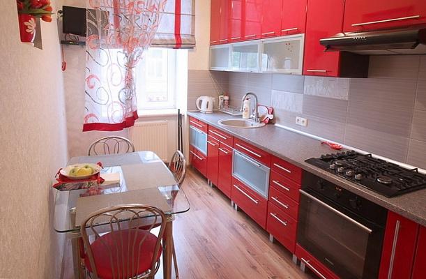 2-комнатная квартира посуточно в Львове. Галицкий район, ул. Медовая, 9. Фото 1
