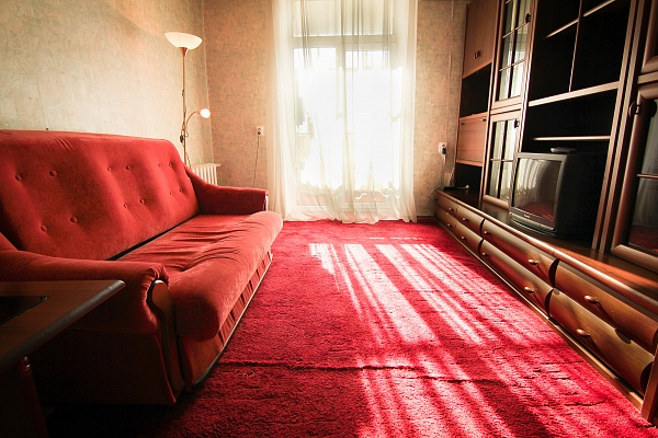 1-комнатная квартира посуточно в Днепропетровске. Бабушкинский район, ул. В.Мономаха (Московская), 29. Фото 1