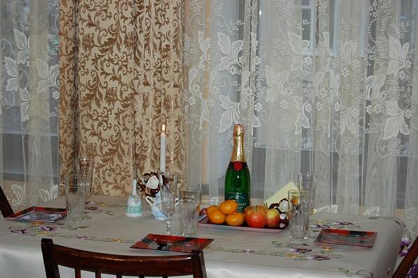 2-комнатная квартира посуточно в Львове. Зализнычный район, ул. Короткая, 8а. Фото 1