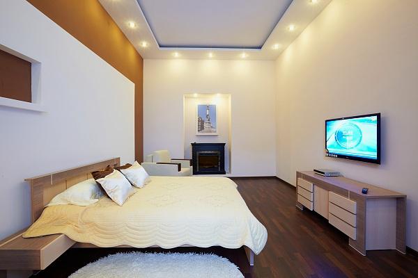 1-комнатная квартира посуточно в Львове. Галицкий район, ул. Тадеуша Костюшко, 5. Фото 1
