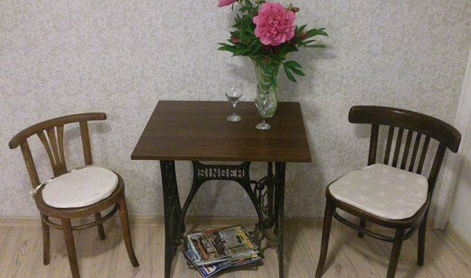 1-комнатная квартира посуточно в Львове. Франковский район, ул. Героев УПА, 40. Фото 1