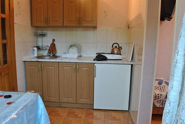 1-комнатная квартира посуточно в Евпатории. ул. Дувановская, 17. Фото 1