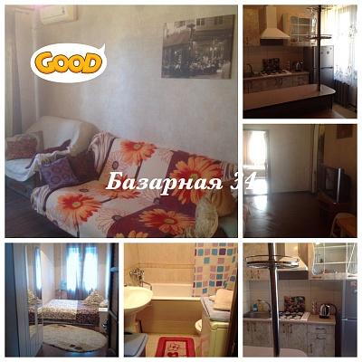 2-комнатная квартира посуточно в Одессе. Приморский район, ул. Базарная, 34. Фото 1