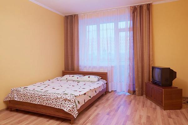 1-комнатная квартира посуточно в Львове. Франковский район, ул. Перфецкого, 11а. Фото 1