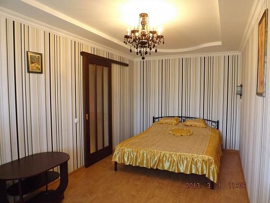 1-комнатная квартира посуточно в Мариуполе. пр-т Металлургов, 43. Фото 1